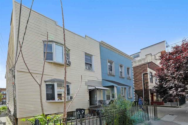 6032 Hudson Ave, West New York, NJ 07093 (MLS #202012989) :: The Trompeter Group
