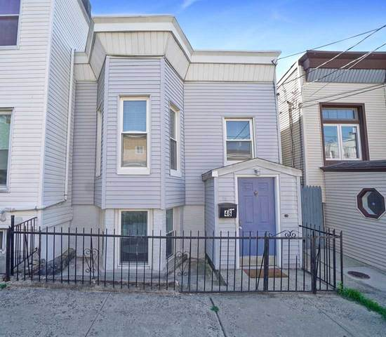 46 Pierce Ave, Jc, Heights, NJ 07307 (MLS #202013042) :: The Trompeter Group
