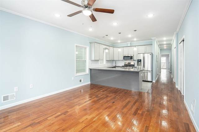 123 Terrace Ave #1, Jc, Heights, NJ 07307 (MLS #202013056) :: The Trompeter Group