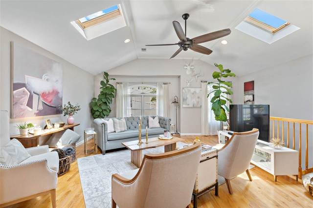 221 Sherman Ave #2, Jc, Heights, NJ 07307 (MLS #202013081) :: The Trompeter Group