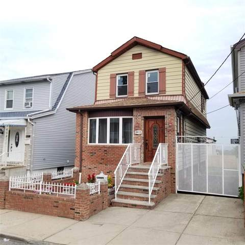 8615 Newkirk Ave, North Bergen, NJ 07047 (MLS #202013103) :: The Trompeter Group