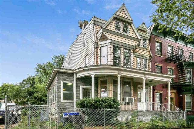 13-15 Belmont Ave, Jc, Journal Square, NJ 07304 (MLS #202013104) :: The Trompeter Group