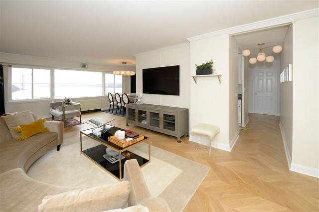 1203 River Rd 14E, Edgewater, NJ 07047 (MLS #202013115) :: The Trompeter Group