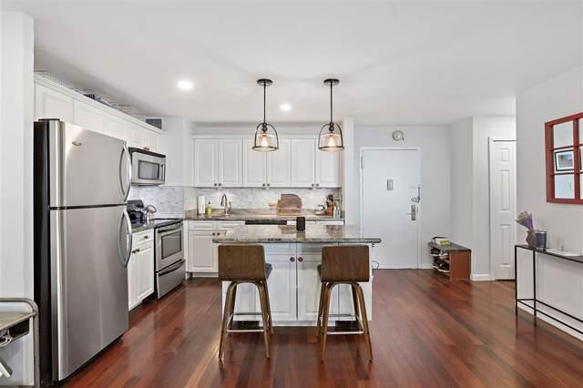 100 Manhattan Ave #1511, Union City, NJ 07087 (MLS #202013130) :: The Trompeter Group
