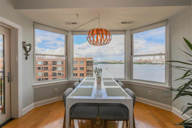 20 Avenue At Port Imperial #503, West New York, NJ 07093 (MLS #202013138) :: The Trompeter Group