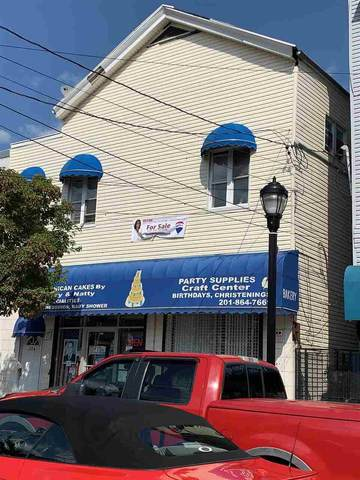 704 New York Ave, Union City, NJ 07087 (MLS #202013160) :: The Trompeter Group