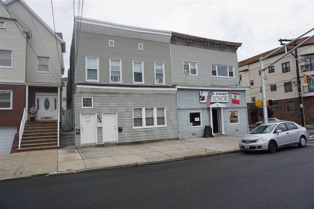 299-301 Avenue C, Bayonne, NJ 07002 (MLS #202013361) :: The Sikora Group