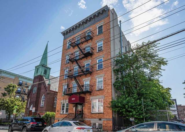 831 Clinton St #7, Hoboken, NJ 07030 (MLS #202013410) :: Kiliszek Real Estate Experts