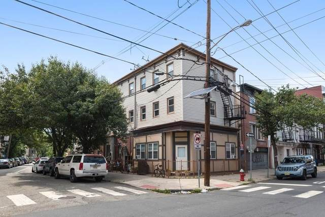 394 2ND ST, Jc, Downtown, NJ 07302 (MLS #202013412) :: Kiliszek Real Estate Experts