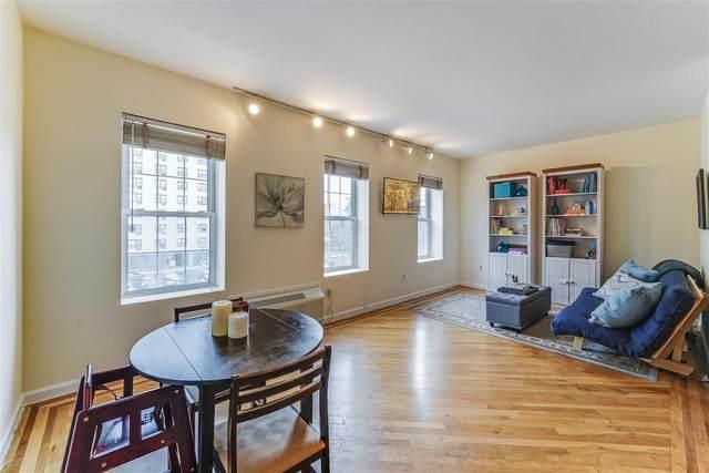509 Willow Ave #3, Hoboken, NJ 07030 (MLS #202013523) :: The Sikora Group