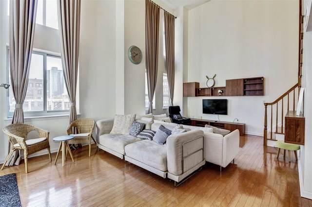 143 Morgan St 8E, Jc, Downtown, NJ 07302 (MLS #202013620) :: Hudson Dwellings