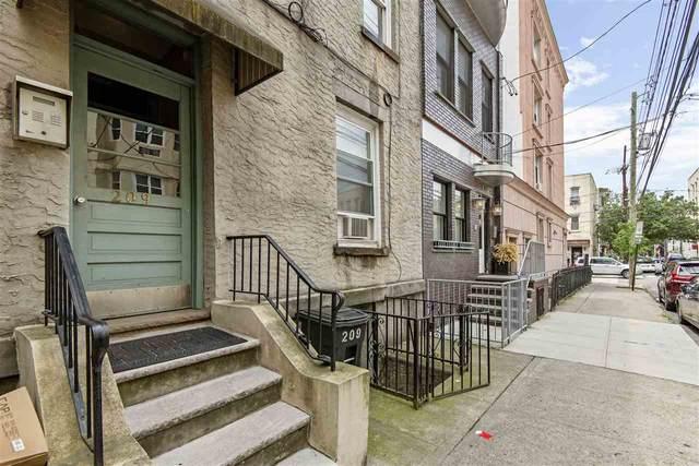 209 2ND ST 4L, Hoboken, NJ 07030 (MLS #202013703) :: Hudson Dwellings