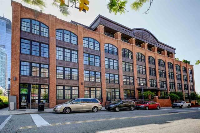 174 Washington St Penthouse C, Jc, Downtown, NJ 07302 (MLS #202013749) :: Hudson Dwellings