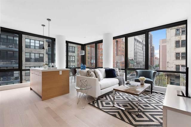 10 Provost St #308, Jc, Downtown, NJ 07302 (MLS #202013757) :: Hudson Dwellings