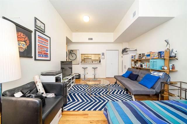 186 Wayne St 214D, Jc, Downtown, NJ 07302 (MLS #202013770) :: Hudson Dwellings