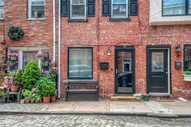 11 Willow Terrace, Hoboken, NJ 07030 (MLS #202013830) :: Hudson Dwellings