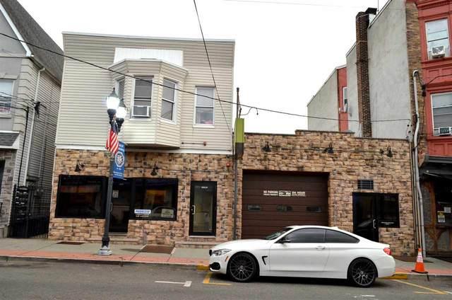 6909-11 Park Ave, Guttenberg, NJ 07093 (MLS #202015141) :: The Lane Team