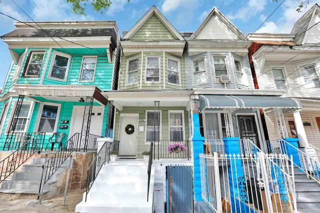 118A Grant Ave, Jc, Greenville, NJ 07305 (MLS #202015146) :: Team Braconi | Christie's International Real Estate | Northern New Jersey