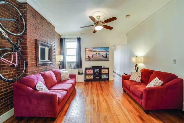 1007 Willow Ave #9, Hoboken, NJ 07030 (MLS #202015597) :: The Sikora Group
