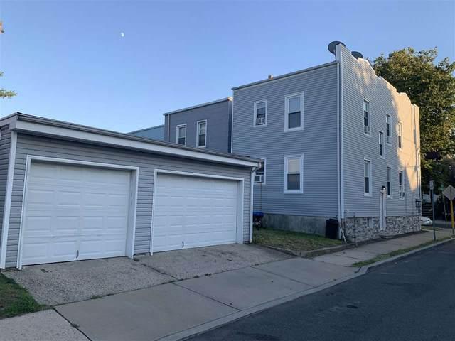 16 East Bidwell Ave, Jc, Greenville, NJ 07305 (MLS #202015620) :: The Sikora Group