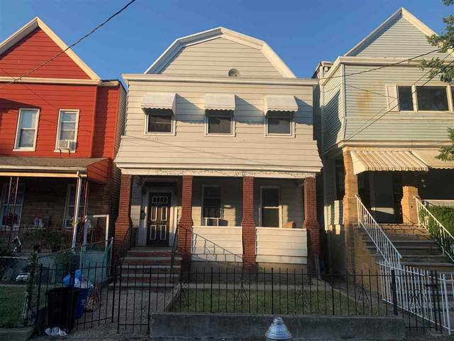 100 Claremont Ave, Jc, Greenville, NJ 07305 (MLS #202015635) :: The Sikora Group