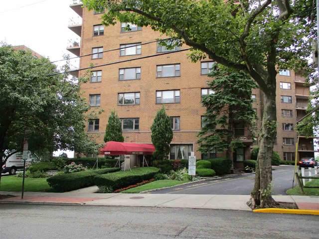 8800 Blvd East 2M, North Bergen, NJ 07047 (MLS #202015743) :: The Trompeter Group