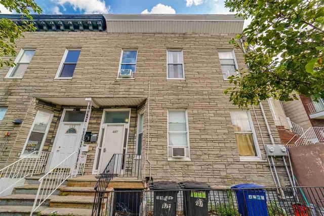 607 18TH ST, Union City, NJ 07087 (MLS #202015751) :: The Sikora Group