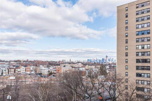 225 St Pauls Ave 8H, Jc, Journal Square, NJ 07306 (MLS #202016214) :: Team Braconi | Christie's International Real Estate | Northern New Jersey