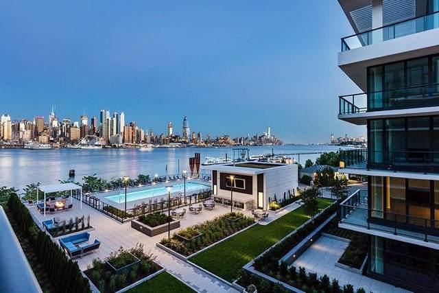 1200 Avenue At Port Imperial Ph709, Weehawken, NJ 07086 (#202016296) :: Daunno Realty Services, LLC
