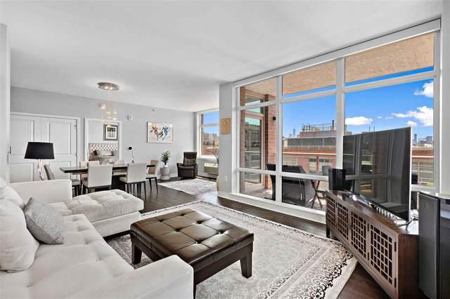 1450 Washington St #703, Hoboken, NJ 07030 (#202016298) :: Daunno Realty Services, LLC