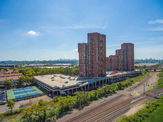 328 Harmon Cove Tower, Secaucus, NJ 07094 (MLS #202016374) :: The Lane Team