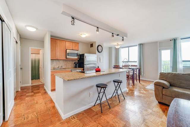 100 Manhattan Ave #1019, Union City, NJ 07087 (MLS #202016417) :: The Sikora Group