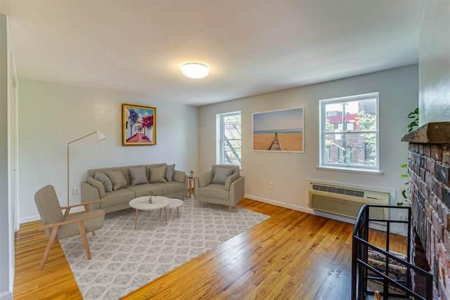 93 Garden St #3, Hoboken, NJ 07030 (MLS #202016424) :: The Sikora Group
