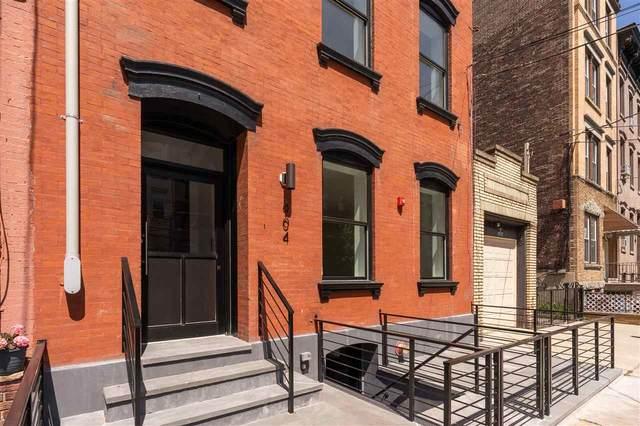 904 Park Ave #3, Hoboken, NJ 07030 (MLS #202016434) :: The Sikora Group
