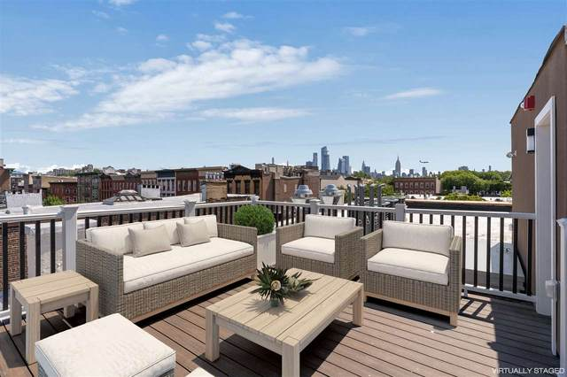 904 Park Ave #4, Hoboken, NJ 07030 (MLS #202016435) :: The Sikora Group