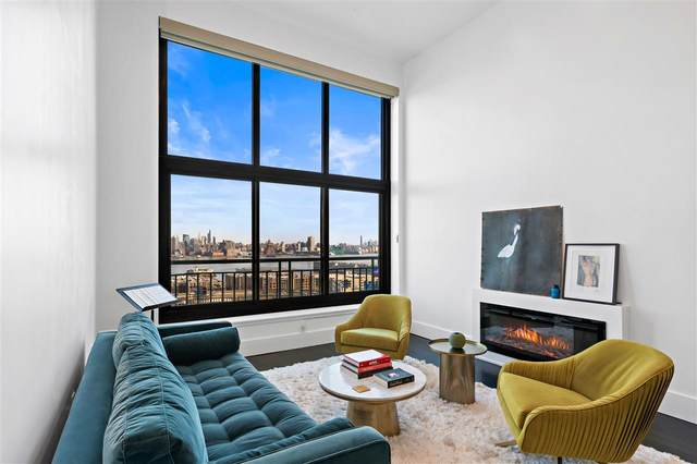 518-536 Gregory Ave A409, Weehawken, NJ 07086 (MLS #202016578) :: The Lane Team