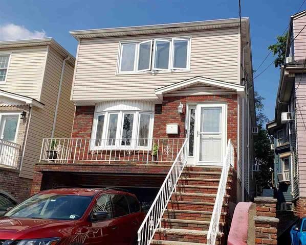 71 West 35Th St, Bayonne, NJ 07002 (MLS #202016885) :: The Sikora Group