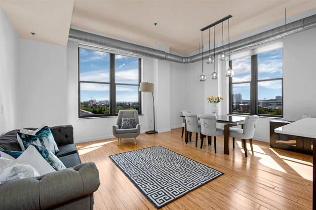 232 Pavonia Ave #811, Jc, Downtown, NJ 07302 (MLS #202017138) :: The Sikora Group