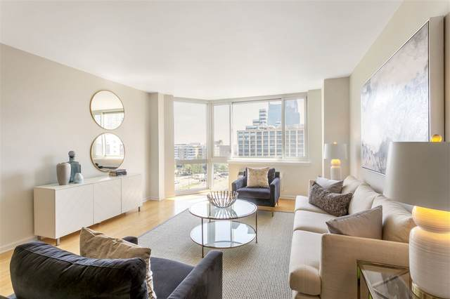 20 2ND ST #711, Jc, Downtown, NJ 07302 (MLS #202017173) :: The Sikora Group