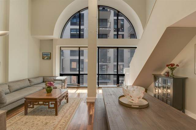 159 2ND ST #704, Jc, Downtown, NJ 07302 (MLS #202017209) :: The Sikora Group