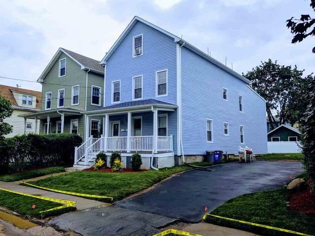 96 Myrtle St, Bloomfield, NJ 07003 (MLS #202019068) :: The Ngai Group