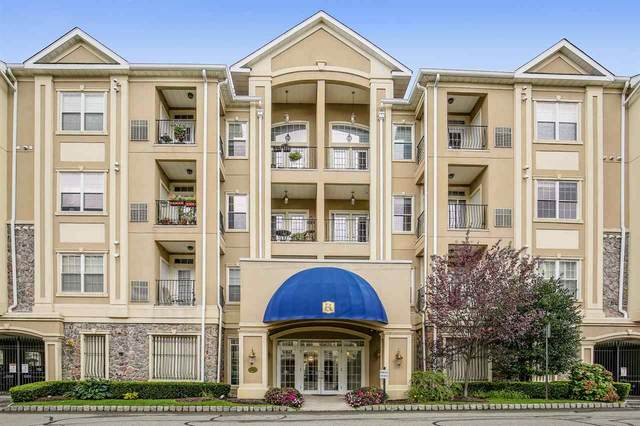 4103 Harcourt Rd #4103, Clifton, NJ 07013 (MLS #202019234) :: The Danielle Fleming Real Estate Team