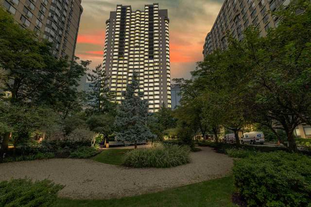 45 River Dr South #3407, Jc, Downtown, NJ 07310 (MLS #202020122) :: The Trompeter Group