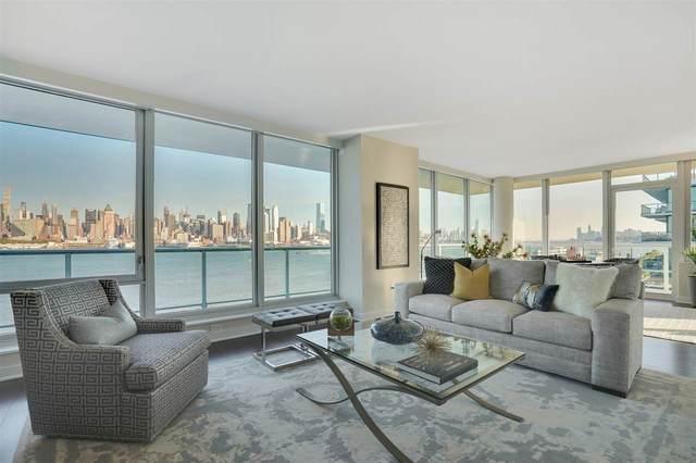 1000 Avenue At Port Imperial #511, Weehawken, NJ 07086 (MLS #202020130) :: Team Francesco/Christie's International Real Estate
