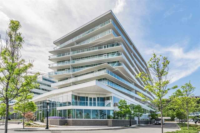 800 Avenue At Port Imperial #806, Weehawken, NJ 07086 (MLS #202020234) :: The Bryant Fleming Real Estate Team