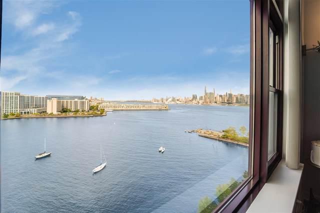 1500 Washington St 8M, Hoboken, NJ 07030 (MLS #202020345) :: The Sikora Group