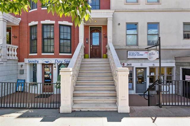 263 Grand St C, Jc, Downtown, NJ 07302 (MLS #202020403) :: The Trompeter Group