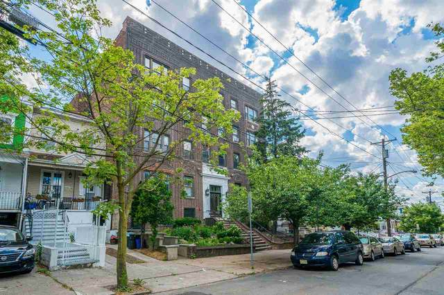 115 Highland Ave #22, Jc, Journal Square, NJ 07306 (MLS #202020531) :: The Trompeter Group