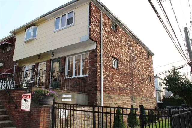 34 Waldo Ave #17, Jc, Journal Square, NJ 07306 (MLS #202020544) :: The Ngai Group