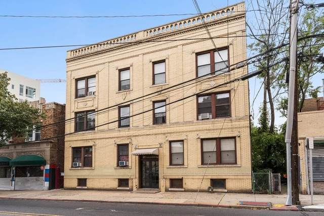 122A Baldwin Ave 2L, Jc, Journal Square, NJ 07306 (MLS #202020616) :: The Trompeter Group